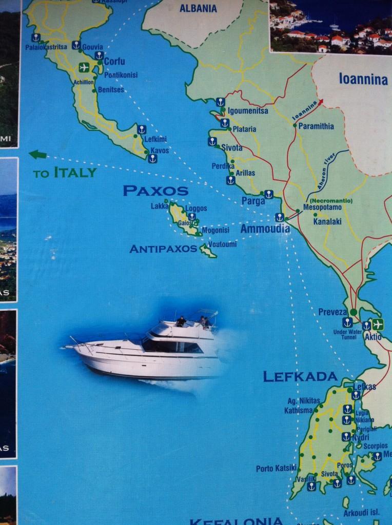 North Ionian Islands