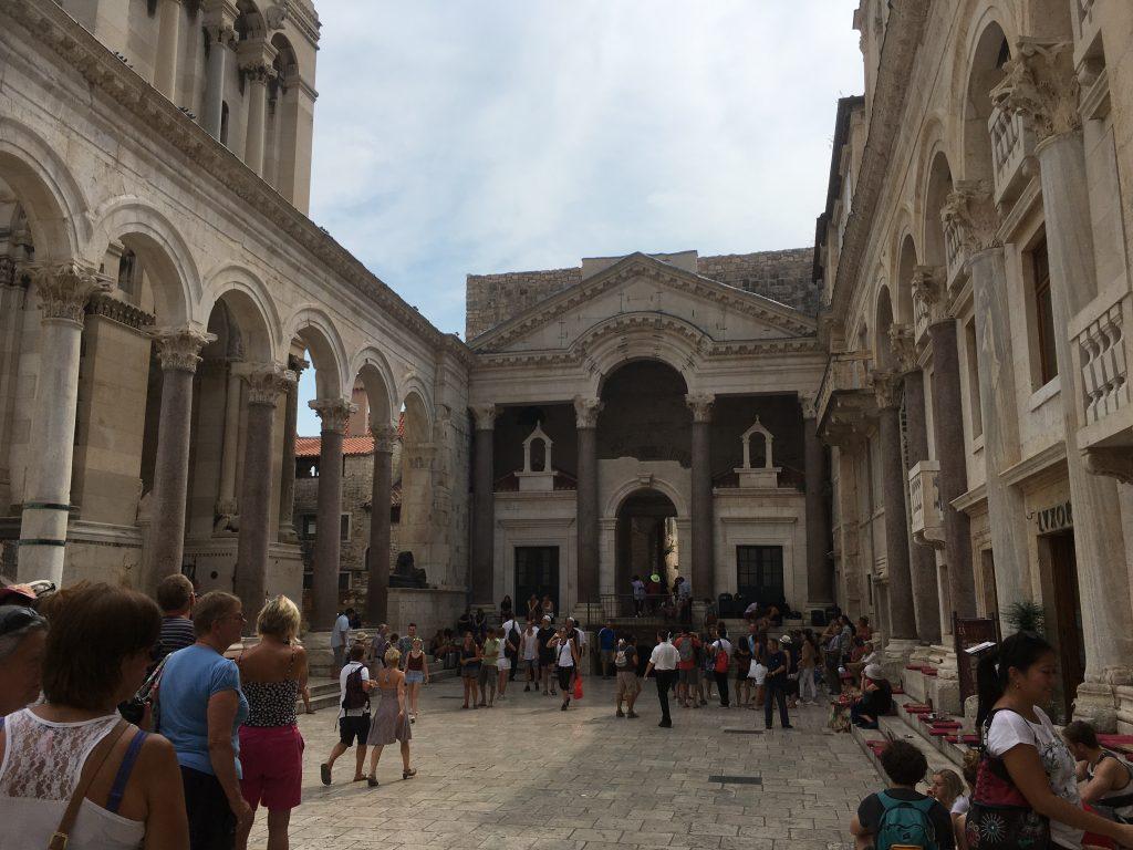 Historic Split